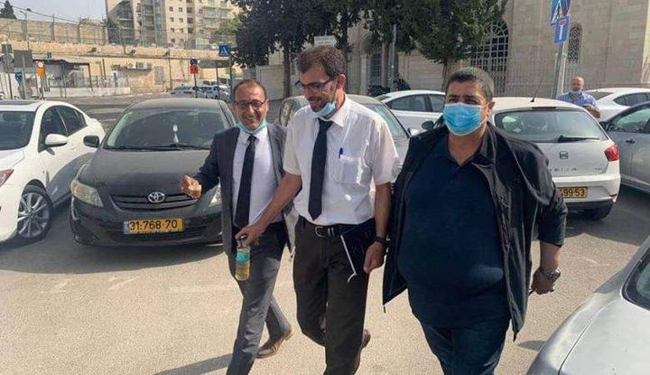 استدعاء أمين عام المؤتمر الشعبي في القدس للتحقيق