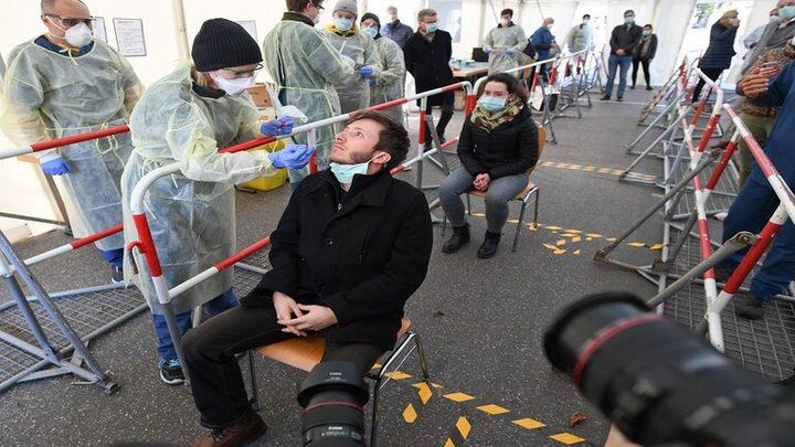 ألمانيا: 684 إصابة جديدة بفيروس كورونا