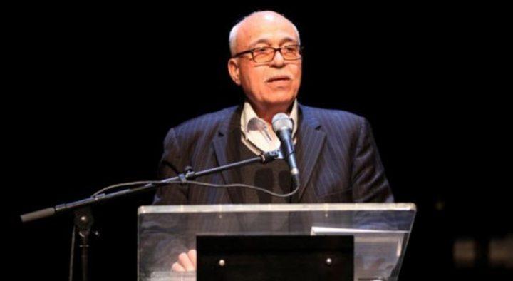 صالح رأفت: الهجمة الإسرائيلية ضد القدس تتطلب انهاء فوري للانقسام