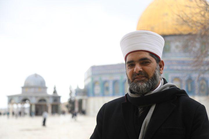 الكسواني: الرباط في الأقصى بيوم عرفة واجب على كل مسلم