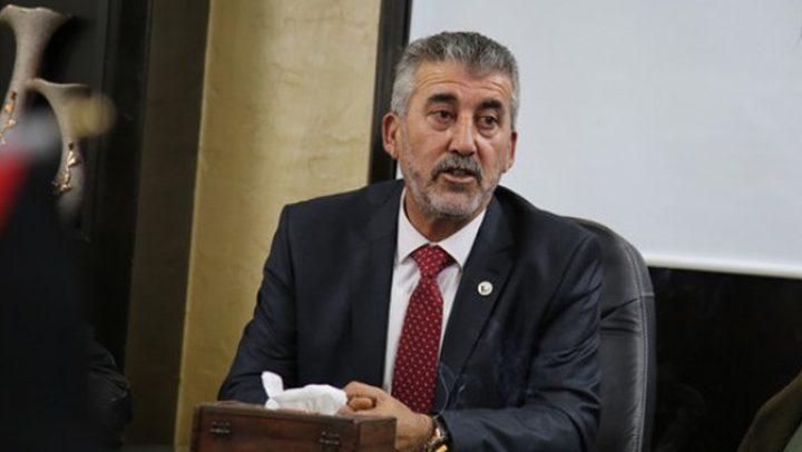 وزير الحكم المحلي يفتتح مشاريع لتحسين الخدمات في سلفيت