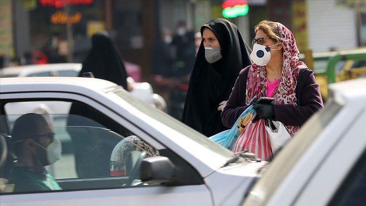 إيران: 2636 إصابة جديدة بكورونا خلال 24 ساعة
