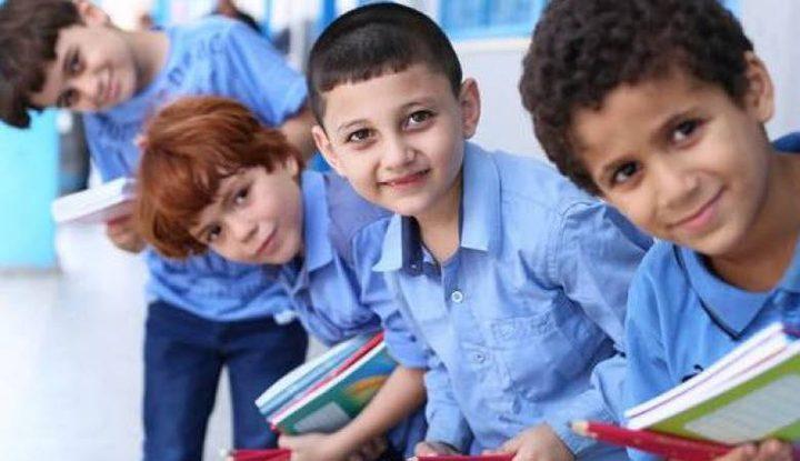 غزة: بدء العام الدراسي في الثامن من آب المقبل