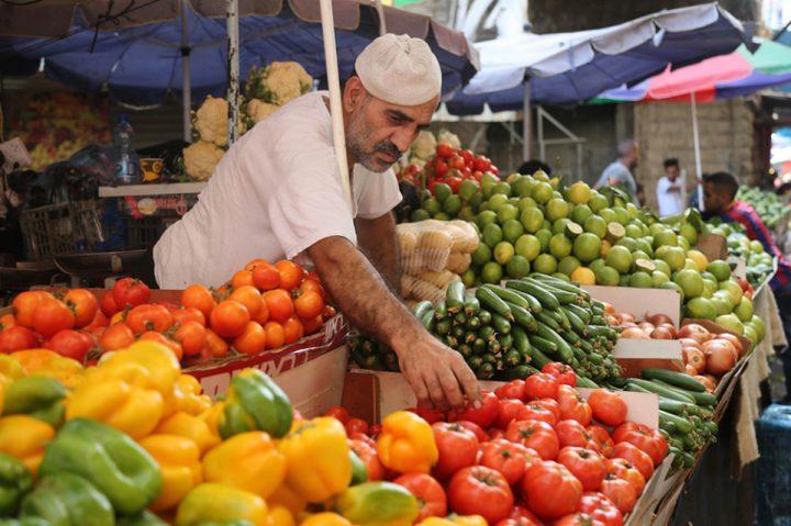 ارتفاع أسعار المنتج بنسبة 0.35% خلال شهر حزيران الماضي