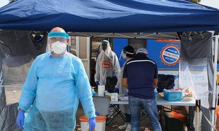 تسجيل 132 إصابة يفيروس كورونا في أم الفحم و90 في كابول