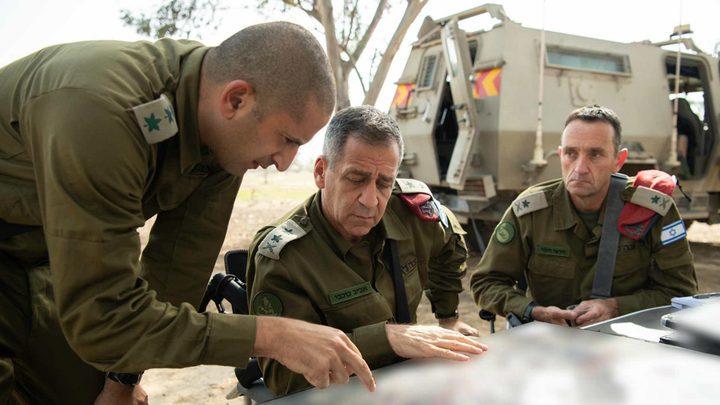 """كوخافي: """"لا نريد أن نصل إلى نقطة الحرب مع حزب الله"""""""