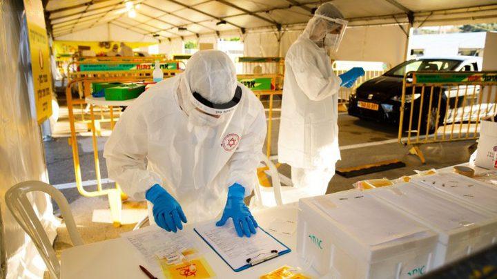 إرتفاع عدد الوفيات بفيروس كورونا في دولة الاحتلال إلى 486 حالة