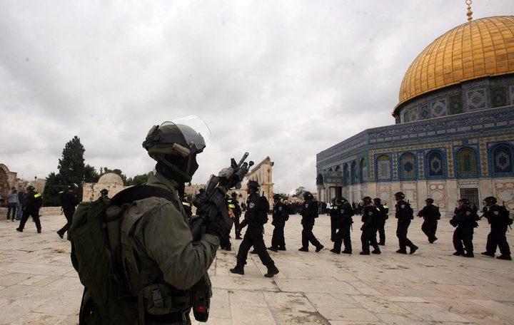 الخارجية الأردنية تدين انتهاكات الاحتلال بحق المسجد الأقصى
