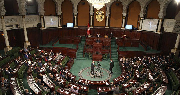 انطلاق جلسة سحب الثقة من رئيس البرلمان التونسي