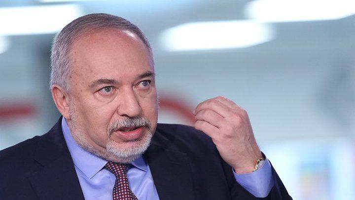 """ليبرمان يدعو لبذل الجهود لمنع وقوع حرب أهلية في """"إسرائيل"""""""