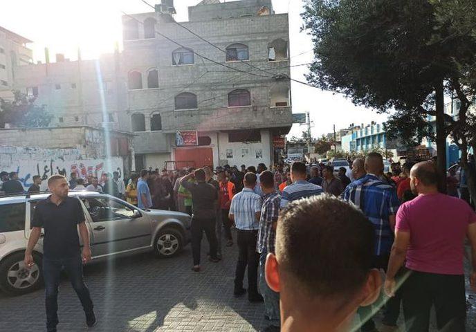 أمن حماس يهاجم وفد إقليم شمال قطاع غزة