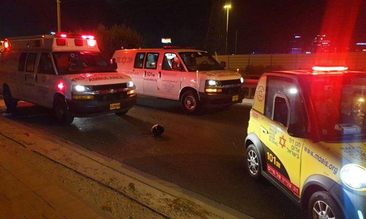 مصرع شخصين في حادثي طرق