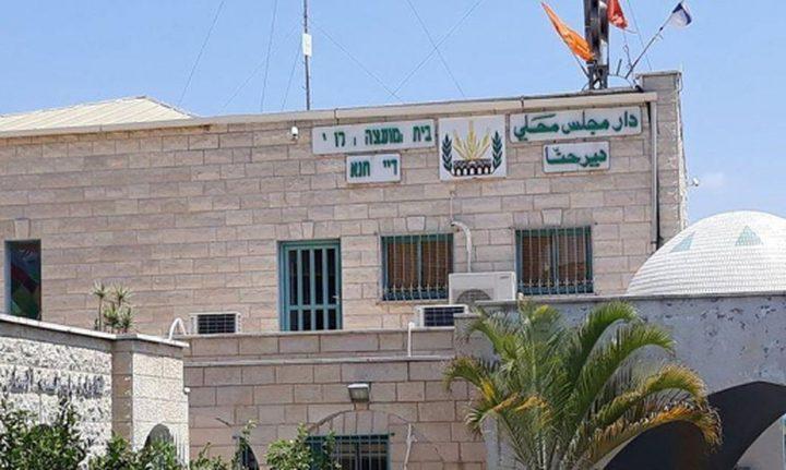 71 مليون و504 آلاف شيكل ميزانية مجلس دير حنا المحلي