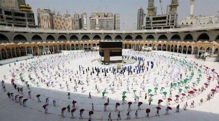السعودية: لا إصابات بكورونا بين الحجاج