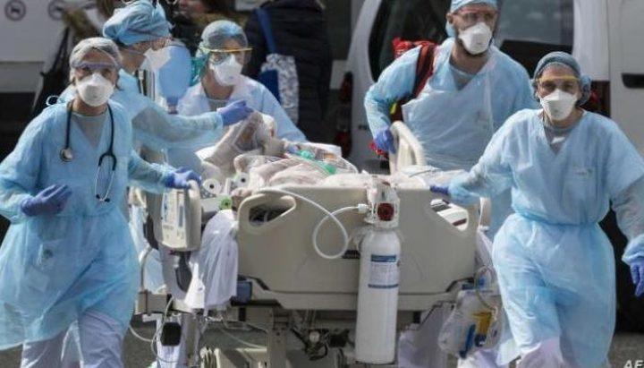 المكسيك: 639 حالة وفاة جديدة بكورونا و7729 اصابة
