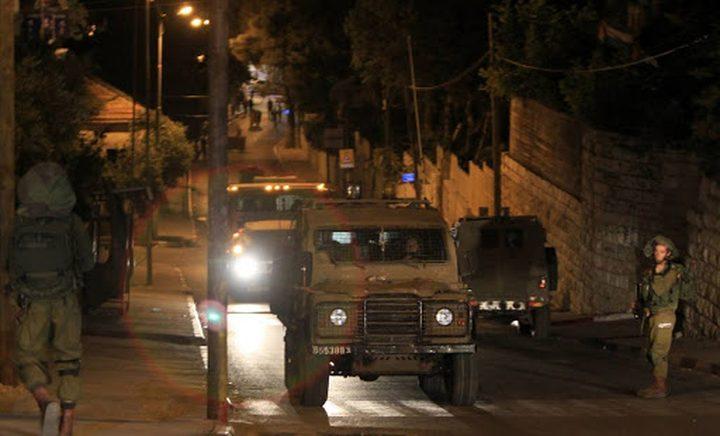 جنين: الاحتلال يصيب عددا من المواطنيين بالاختناق في قرية زبوبا