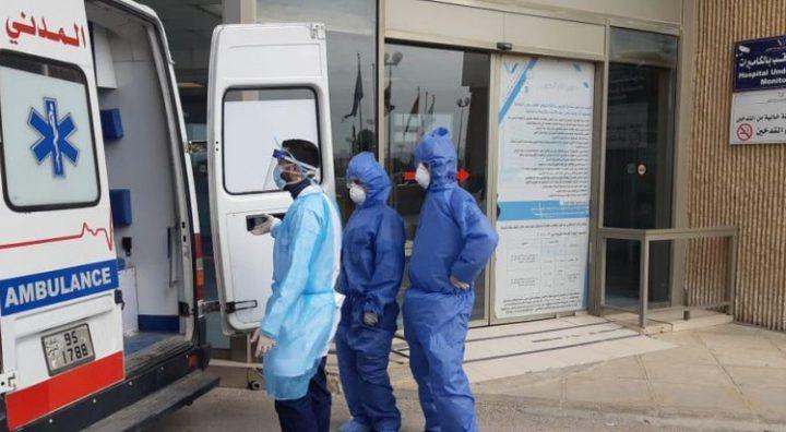 الأردن تسجل إصابتين جديدتين بفيروس كورونا
