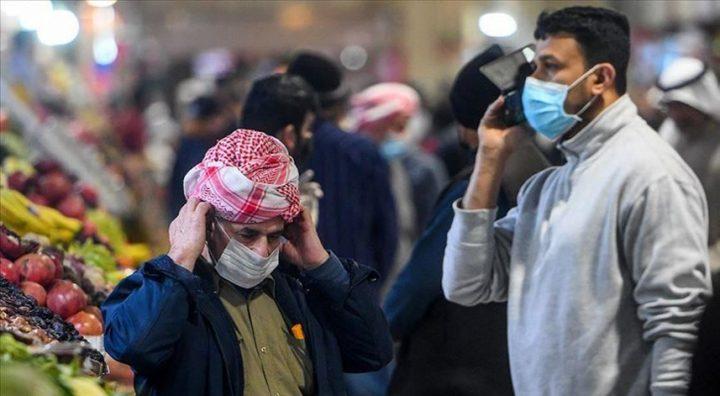 70 وفاة و3346 إصابة بفيروس كورونا في العراق