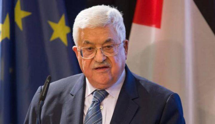 الرئيس يهاتف عائلة محافظ القدس مهنئا بعيد الأضحى
