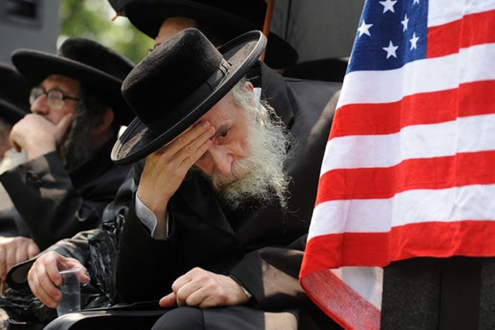 """تصاعد نقمة""""يهود أمريكا"""" على حكومة الاحتلال بسبب سياساتها العنصرية"""