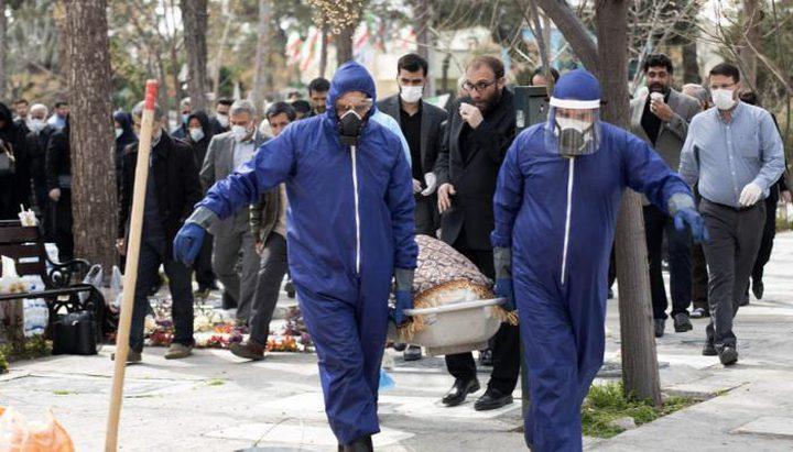 ايران:  أكثر من 200 وفاة و2.5 ألف إصابة جديدة بكورونا