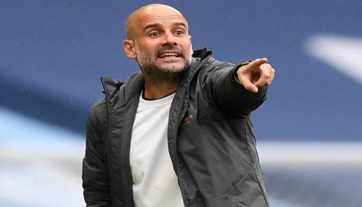 جوارديولا يضغط لضم اللاعب روبيرتو