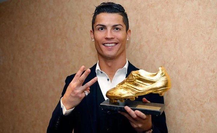 مدرب يوفنتوس يحطم حلم كريستيانو في الحذاء الذهبي