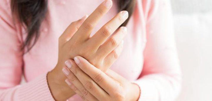 إشارة في اليدين تعني ارتفاع مستوى الكوليسترول الضار