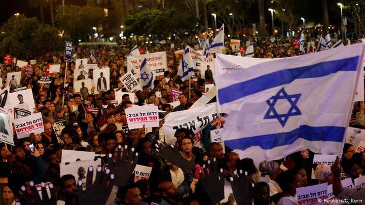 جعارة: التظاهرات الإسرائيلية لها دور كبير في إسقاط الحكومات