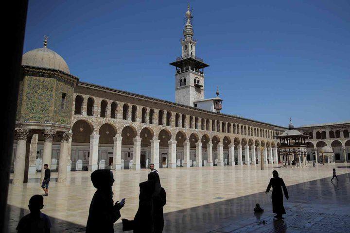 سوريا: الأوقاف تعلّق صلاة الجماعة في مساجد دمشق