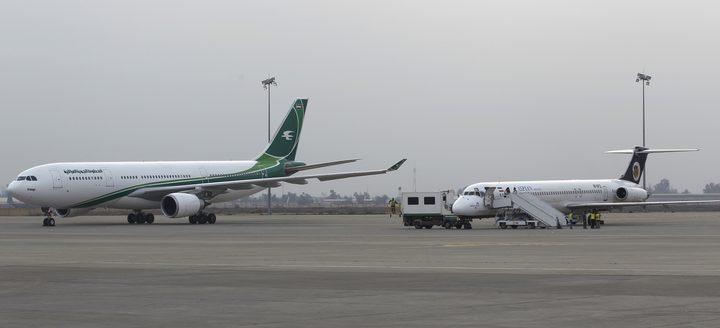 تعليق الرحلات الجوية التركية من و الى العراق