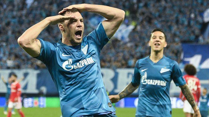 أفضل هدف في الدوري الروسي الممتاز الموسم