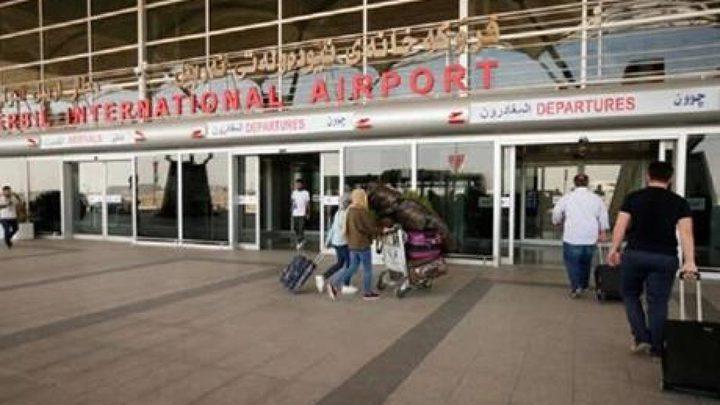 كردستان العراق:عودة الرحلات الجوية وفحص كورونا ليس لزاما للمسافر