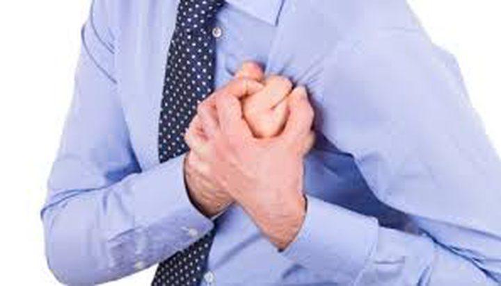 أعراض تنذر بجلطة قلبية