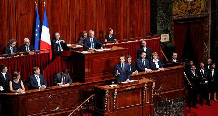 فرنسا تبحث فرض عقوبات على الدول التي تقيد حقوق الانسان