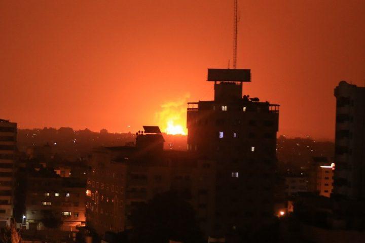 """حماس: """"إسرائيل"""" تصدر أزماتها الداخلية بقصف غزة"""