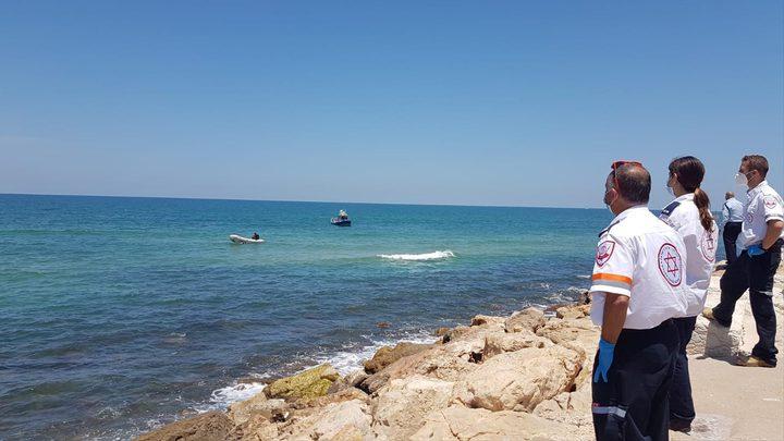 مصرع فتى 17 عاماً  غرقا في حيفا