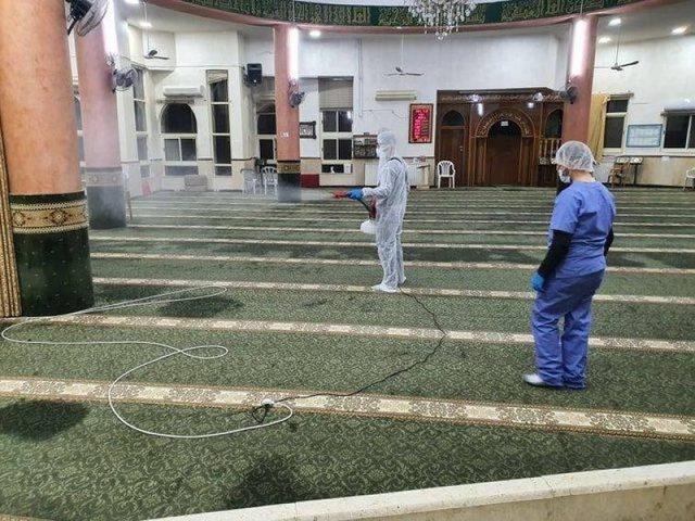 محافظ جنين يصدر قراراً بإغلاق المساجد في سيلة الظهر لـ3 أيام