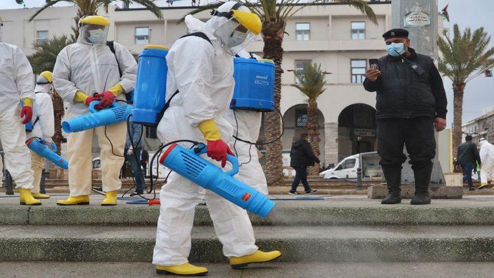 وفاة 10و 226 إصابة جديدة بـ كورونا في ليبيا