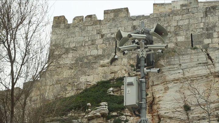 كاميرات مراقبة جديدة بسلوان لرصد تحركات المقدسيين