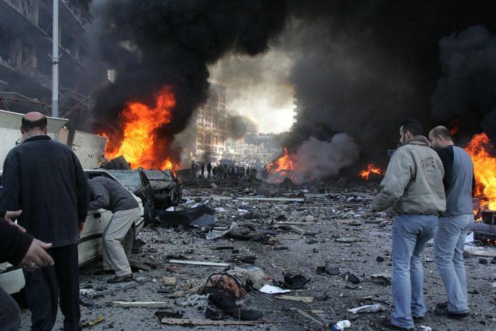 إبراهيم: يبدو أن الإنفجار بالمرفأ وقع بمخزن لمواد شديدة الانفجار
