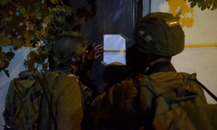 طوباس: سلطات الاحتلال تخطر بوقف العمل في منشآت وحظائر أغنام