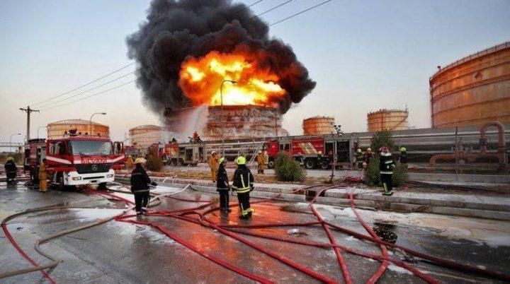 مقتل 6 أشخاص واصابة 4 اخرين في انفجار بمصنع للكيميائيات في الصين