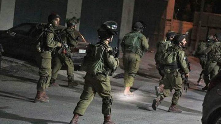 اعتقال 3 شبان من جنين