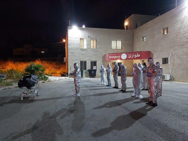 تسجيل وفاتين جراء اصابتهما بفيروس كورونا في محافظة الخليل