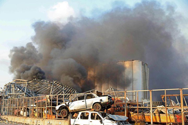 محلل سياسي لبناني: يجب تشكيل لجنة تحقيق دولية بتفجيرات مرفأ بيروت