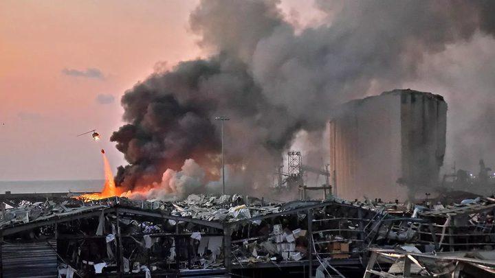 محافظ بيروت: الكارثة التي حلت بالعاصمة ضخمة ودمرت نصف المدينة
