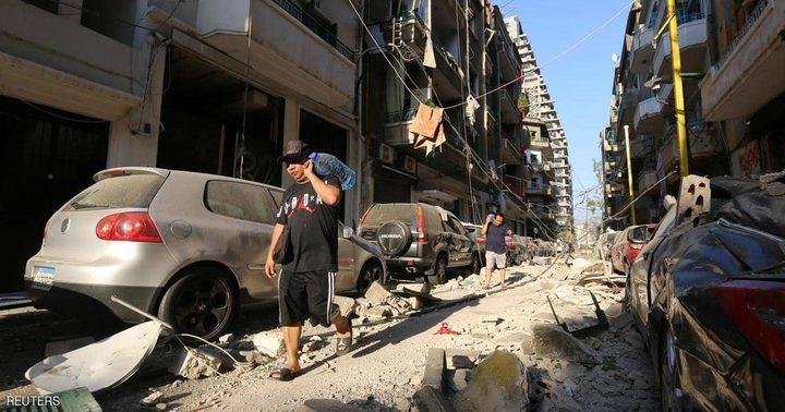 300 ألف لبناني بلا مأوى والخسائر بالمليارات