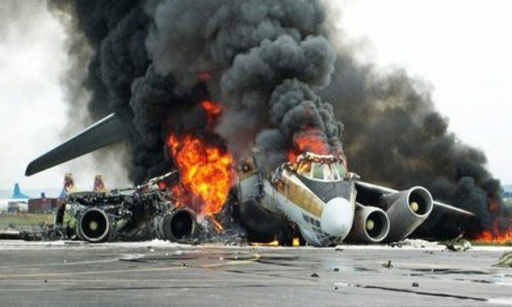 مصرع شخص واصابة اثنين بتحطم طائرة عسكرية كينية جنوب الصومال