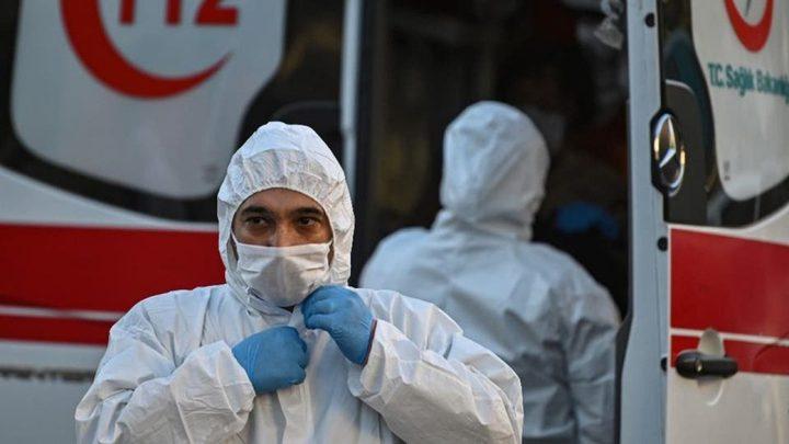 تركيا: 18حالة وفاة و1083 اصابة جديدة بفيروس كورونا